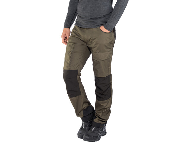 Pinewood Himalaya Pantalones Hombre, dark olive/black